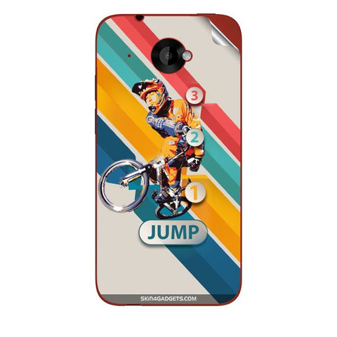 1 2 3 Jump For HTC 6160 Skin