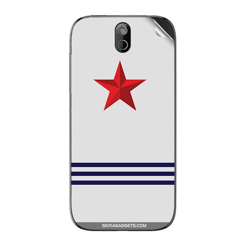Star Strips For HTC 608T Skin