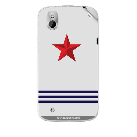 Star Strips For HTC T327W Skin