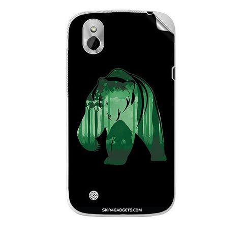 Bear For HTC T327W Skin