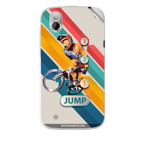 1 2 3 Jump For HTC T327W Skin