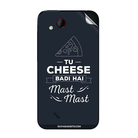 Tu Cheese Badi Hai Mast Mast For HTC T328D Skin