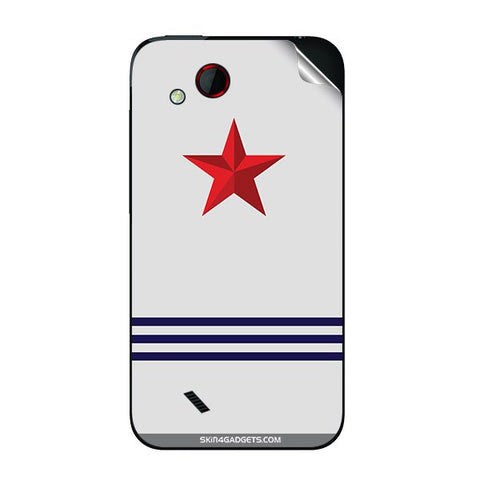Star Strips For HTC T328D Skin
