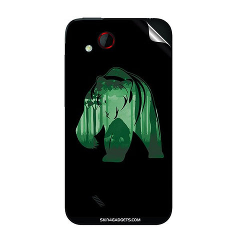 Bear For HTC T328D Skin