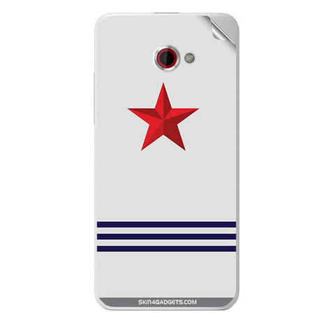 Star Strips For HTC BUTTERFLY S Skin