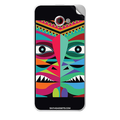 Tribal Face For HTC BUTTERFLY S Skin