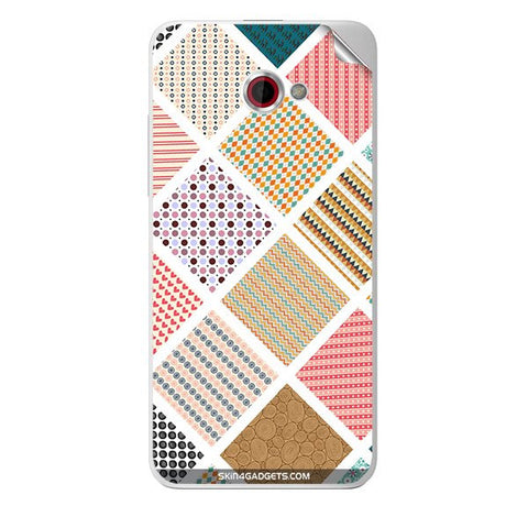 Varied Pattern For HTC BUTTERFLY S Skin