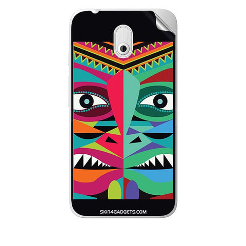 Tribal Face For HTC DESIRE 210 Skin