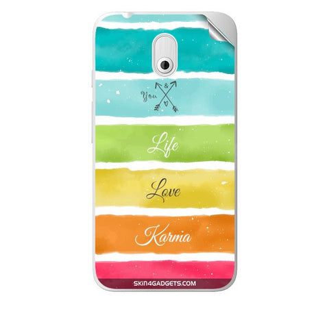 Lets Love Life For HTC DESIRE 210 Skin
