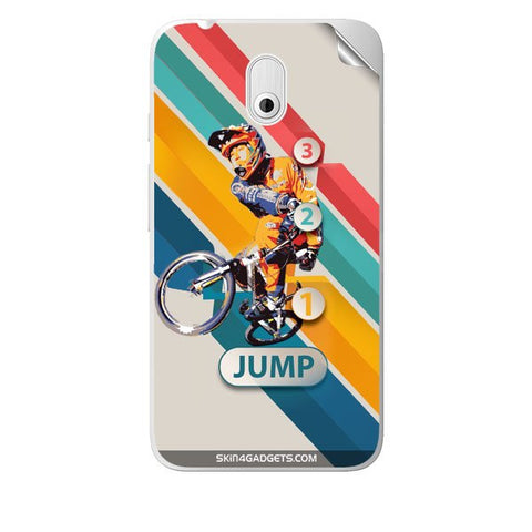 1 2 3 Jump For HTC DESIRE 210 Skin