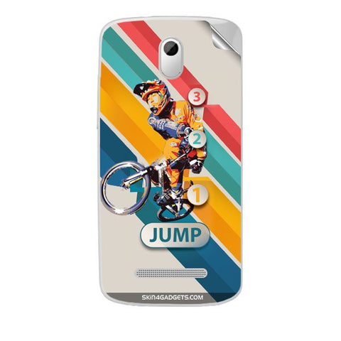 1 2 3 Jump For HTC DESIRE 500 Skin