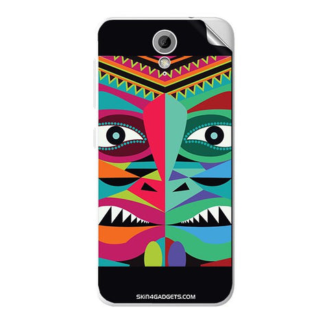 Tribal Face For HTC DESIRE 620G Skin