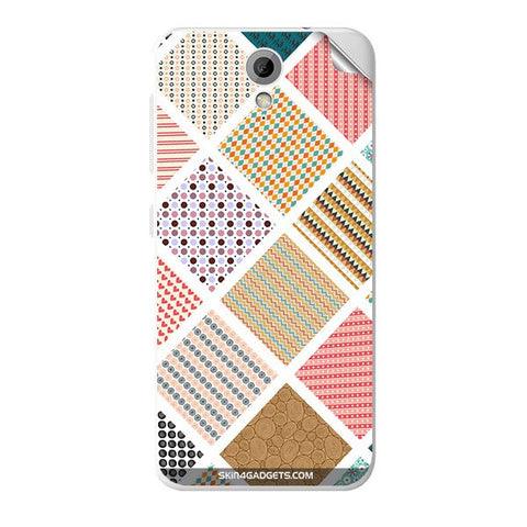 Varied Pattern For HTC DESIRE 620G Skin