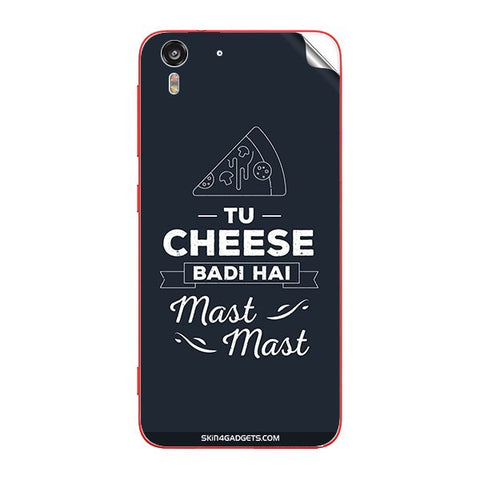 Tu Cheese Badi Hai Mast Mast For HTC DESIRE EYE Skin