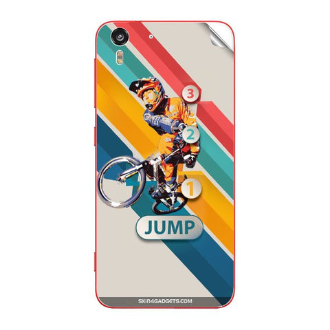 1 2 3 Jump For HTC DESIRE EYE Skin