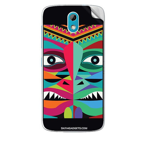 Tribal Face For HTC DESIRE 526G PLUS Skin
