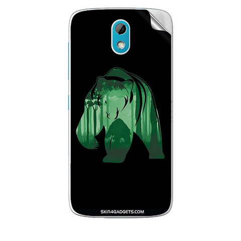 Bear For HTC DESIRE 526G PLUS Skin