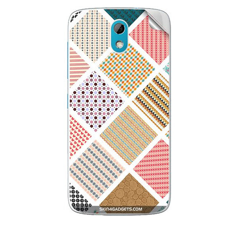 Varied Pattern For HTC DESIRE 526G PLUS Skin