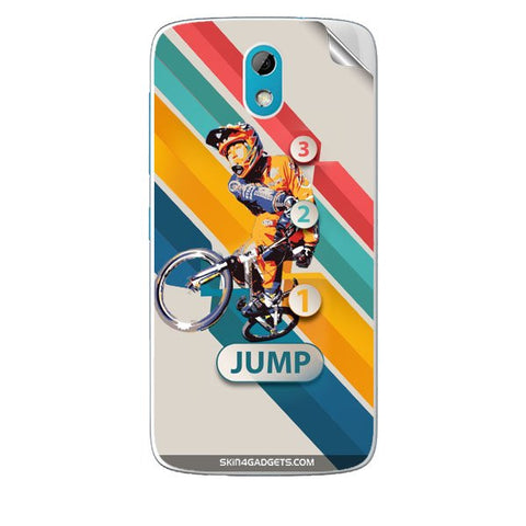 1 2 3 Jump For HTC DESIRE 526G PLUS Skin