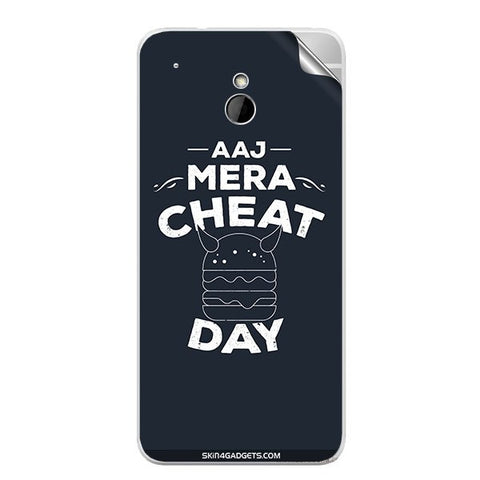 Aaj Mera Cheat Day For HTC ONE MINI Skin