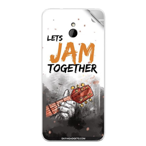 Lets Jam Together For HTC ONE MINI Skin