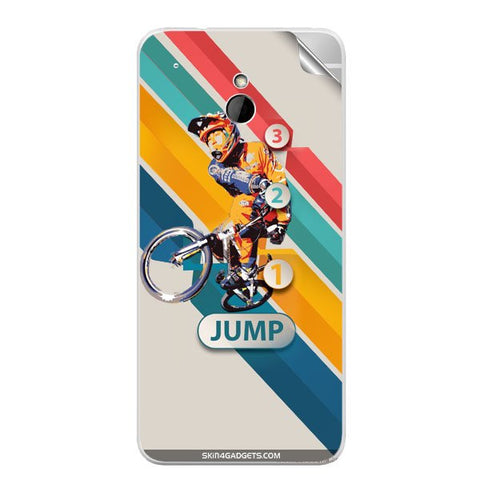 1 2 3 Jump For HTC ONE MINI Skin