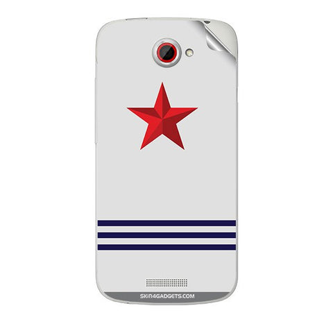 Star Strips For HTC ONE S Skin