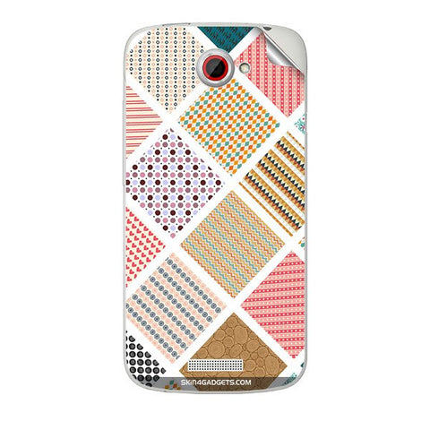 Varied Pattern For HTC ONE S Skin