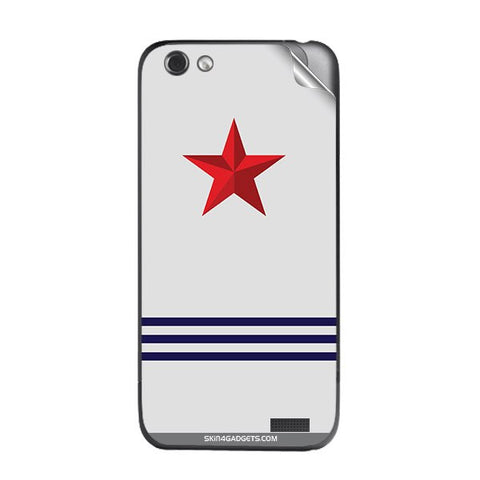 Star Strips For HTC ONE V Skin