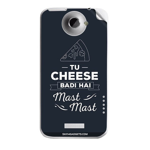 Tu Cheese Badi Hai Mast Mast For HTC ONE X Skin