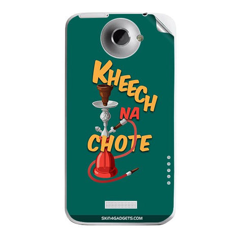 Kheech na Chote For HTC ONE X Skin