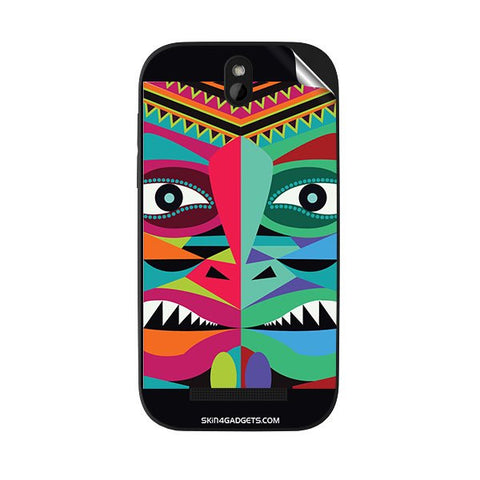 Tribal Face For HTC DESIRE SV Skin
