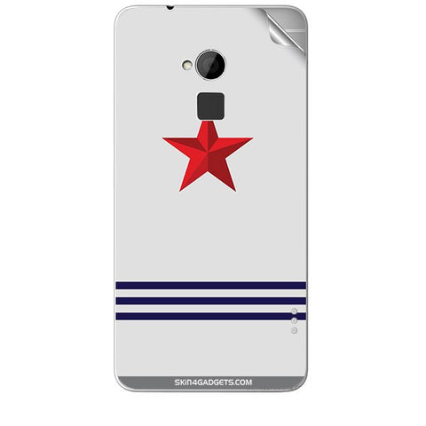 Star Strips For HTC T6 Skin