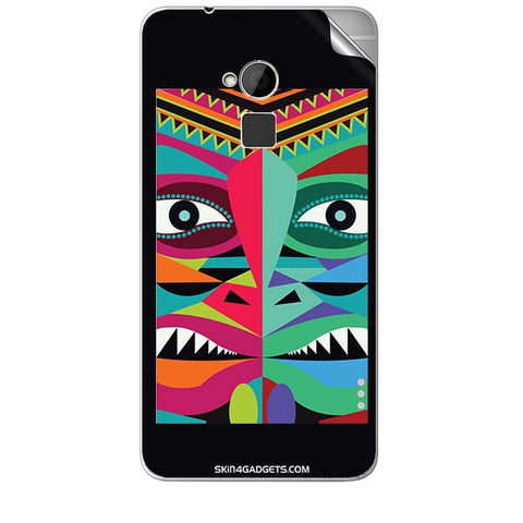 Tribal Face For HTC T6 Skin