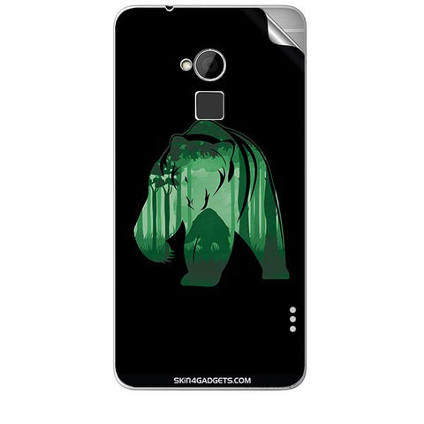 Bear For HTC T6 Skin