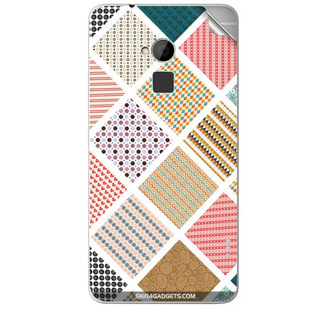 Varied Pattern For HTC T6 Skin