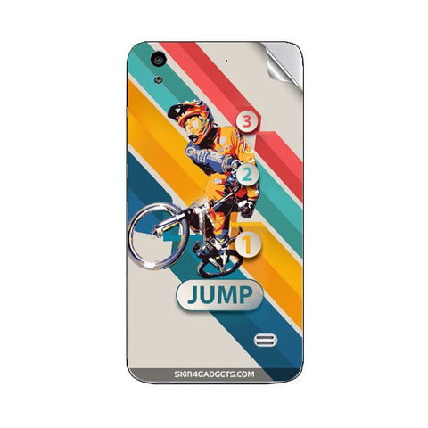 1 2 3 Jump For HUAWEI HONOR 4C Skin
