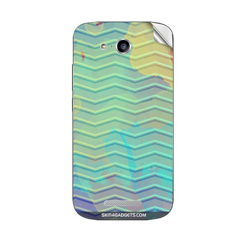 Colourful Waves For HUAWEI 199 Skin