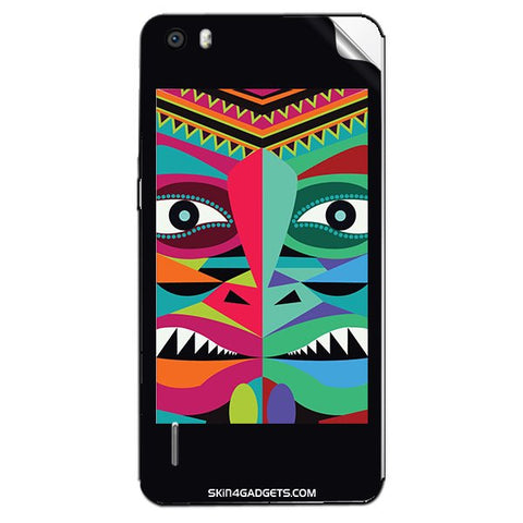 Tribal Face For HUAWEI HONOR 6 Skin