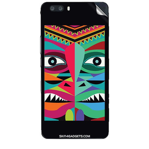 Tribal Face For HUAWEI HONOR 6 X Skin