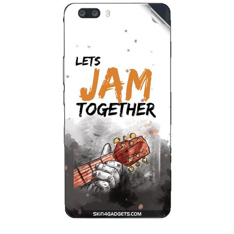 Lets Jam Together For HUAWEI HONOR 6 X Skin