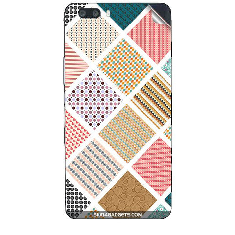 Varied Pattern For HUAWEI HONOR 6 X Skin