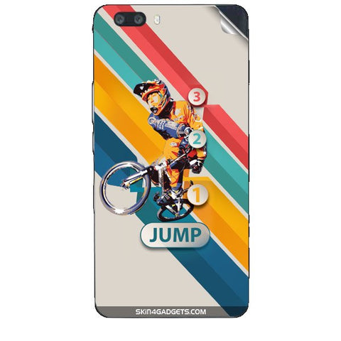 1 2 3 Jump For HUAWEI HONOR 6 X Skin