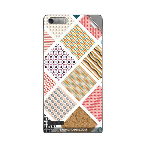 Varied Pattern For HUAWEI ASCEND G6 Skin