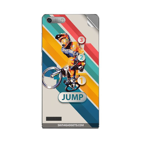1 2 3 Jump For HUAWEI ASCEND G6 Skin