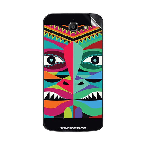 Tribal Face For HUAWEI G730 Skin