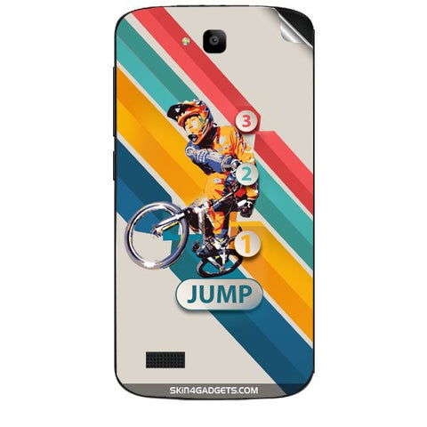 1 2 3 Jump For HUAWEI HONOR HOLLY Skin