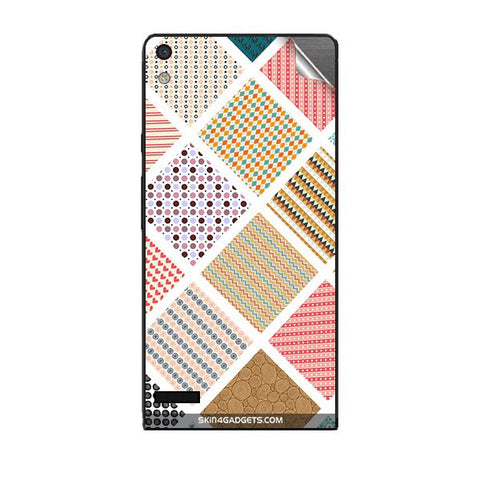 Varied Pattern For HUAWEI P6 Skin