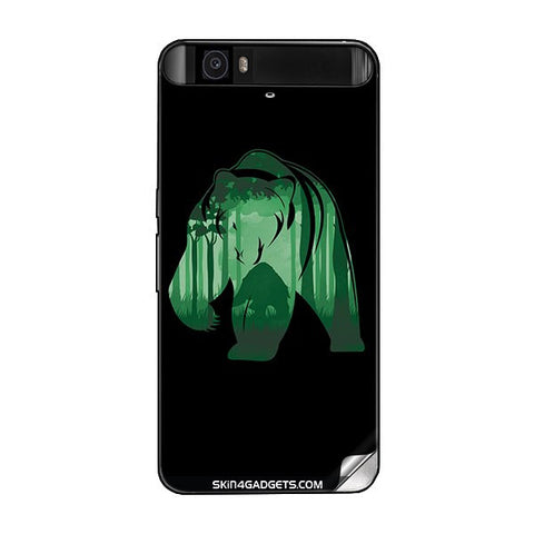 Bear For GOOGLE NEXUS 6P Skin