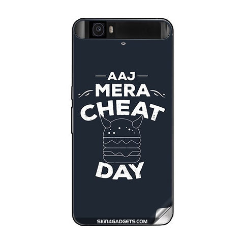 Aaj Mera Cheat Day For GOOGLE NEXUS 6P Skin